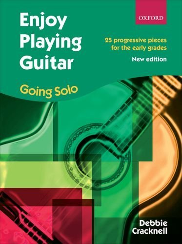 Enjoy Playing Guitar: Going Solo: 25 progressive pieces for the early grades by Unknown(2012-04-26)