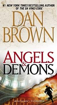 Angels & Demons par Dan Brown