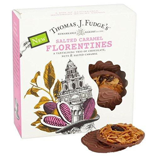 Florentines Caramel Salé De Fudge 8 Par Paquet - Paquet de 6