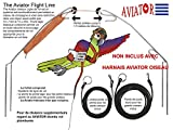 The Aviator Papageien-Flugleine