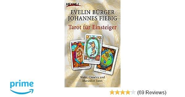 Buch und Karten TAROT FÜR EINSTEIGER mit 78 Waite Tarotkarten Tarokarten