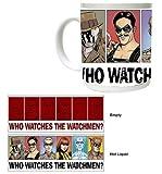 Neca - Watchmen mug céramique Dave Gibbons Art