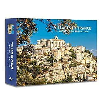 L'agenda-calendrier Villages de France 2020