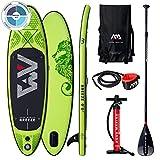 Die besten Paddle Boards für Anfänger - AM Aqua Marina Breeze Stand Up Paddle Board Bewertungen