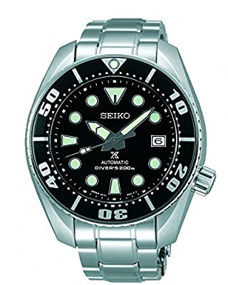 Seiko Men's Watch PROSPEX Automatic Analog Stainless Steel SBDC031