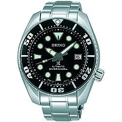 Seiko Men's Watch PROSPEX Automatic Analog Stainless Steel SBDC031