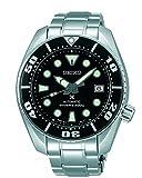 Seiko Prospex, Orologio da polso da uomo, analogico, automatico in acciaio inox SBDC031