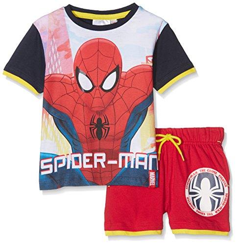DC Comics Jungen Sportswear-Set Spiderman, blau, 2-3 Jahre