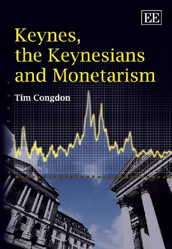 Keynes, the Keynesians and Monetarism by Tim Congdon (2008-11-30) par Tim Congdon