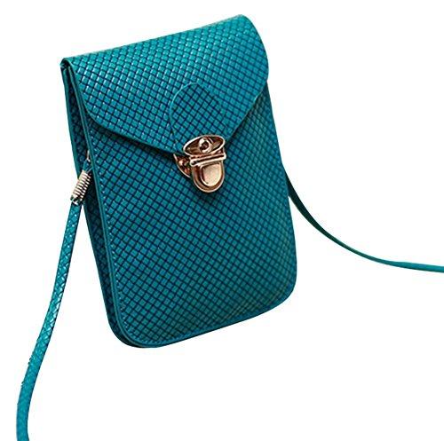 Fashion Bag, Borsa a tracolla donna Rosa 7# 5#