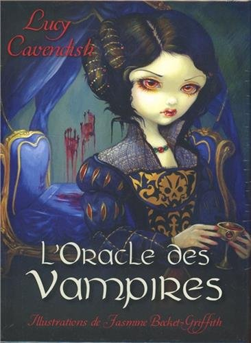 L'oracle des vampires : Avec 44 cartes oracle et 1 livret par Lucy Cavendish