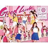 AOA - [GOOD LUCK] 4th Mini Album WEEKEND Ver CD+Photo Book+1p Photo Card K-POP Sealed