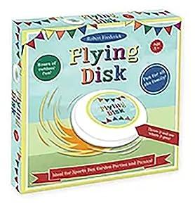 """Robert Frederick RFS12165 24"""" Flying Disk Outdoor Family Fun Age 5 Plus Disco Volador para Exteriores"""