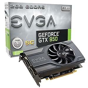 EVGA 02G-P4-2951-KR NVIDIA GeForce GTX 950 2GB scheda video