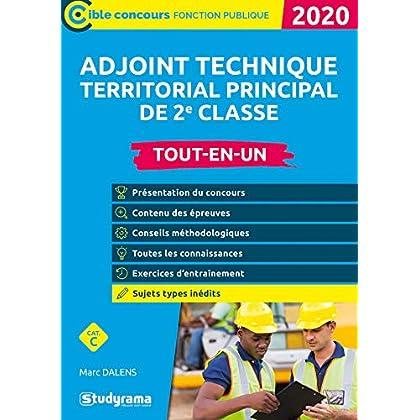 Adjoint technique territorial principal de 2e classe