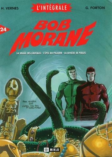 Bob Morane Intégrale BD 24