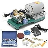 Ji Yun 220V 350W Taladro eléctrico Máquina Perforadora de joyería Herramienta de perforación Aerógrafos-Accesorios