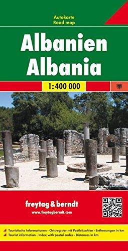 Albania 1:400.000