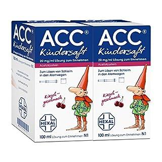 ACC Kindersaft, 200 ml Saft