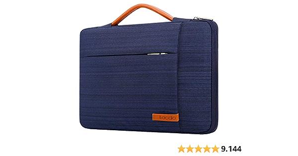 Lacdo 13 3 Zoll 360 Rundumschutz Laptop Hülle Tasche Computer Zubehör