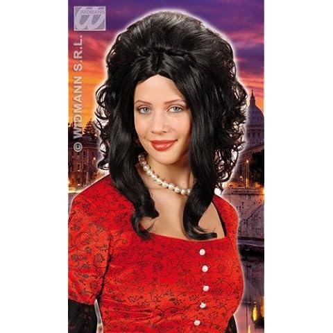 Amy Winehouse Style Fancy Dress Wig (peluca)