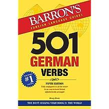 501 German Verbs: Bonus Online Component (Barron's Foreign Language Guides)