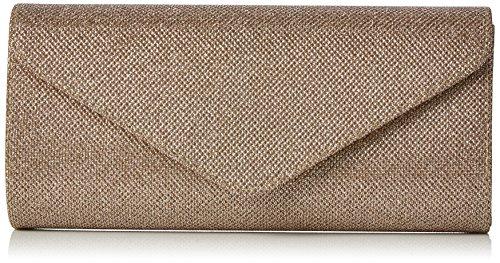 Wallis - Shimmer Envelope, Pochette da giorno Donna Oro (Gold)
