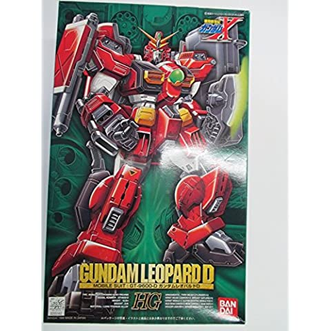 #09 Gundam Leopard Destroy 1/100 HG (japan import)