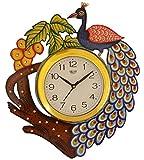 #10: Divine Crafts Wall Clock (Multicolor)