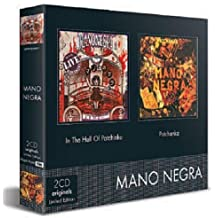 Coffret 2 CD : In The Hell Of Patchinko / Patchanka [Import anglais]
