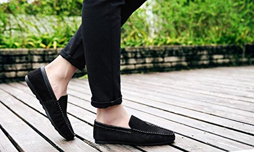 Luz Glter Ocasional Conjuntos Homens Marrom Lanche Ervilha Sapatos Pés Esporte Masculinos Diária Primavera Coreano Veados De dqPxA8P