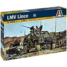 Italeri 6504S. LMV Lince. Escala 1/35