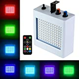 Eyourlife 108 LEDs Strobe Light Stroboskop Disco Strobe Bühnenbeleuchtung Musikgesteuert