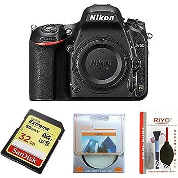 Cámara réflex Nikon D750 Body (Solo Corpo): Amazon.es: Electrónica