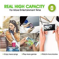 YDSTECH Batterie Haute Capacité 1700 mAh Compatible pour iPhone 5S avec Trousse à Outils produite en 2019 / Garantie du Fabricant de 2 Ans