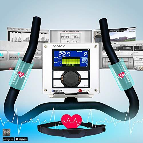 AsVIVA Heimtrainer  Ergometer H21 Pro Bild 5*