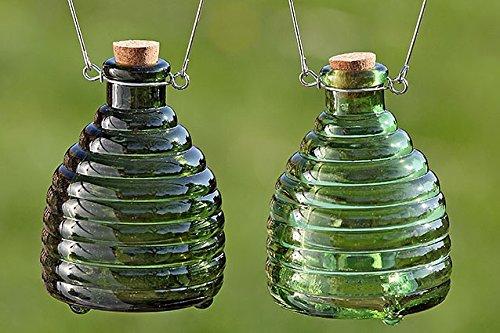 *Wespenfalle Limay H13 D9cm grün sortiert – Preis pro 1 Stück*
