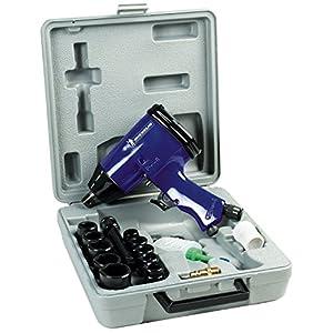 Michelin CA-6710850000 – Juego llave de impacto (cromo vanadium) 260 lt. min. – Torque max. 350 Nm.