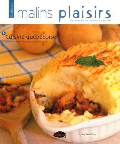 Cuisine Quebecoise