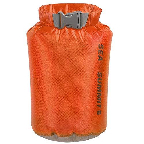 Sea to Summit Ultra-Sil Drysack Wasserfester Packsack, Orange, 8L