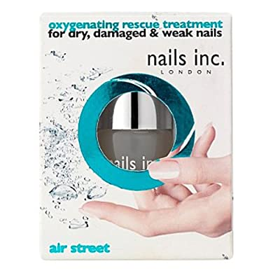 Nails Inc Air Street Oxygenating Base Coat 10 ml