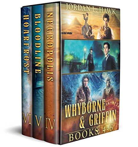 Whyborne and Griffin, Books 4-6: Necropolis, Bloodline, and Hoarfrost (The Whyborne & Griffin Series Box Sets Book 2) (English Edition) (Für Schreckliche Menschen Spiel)