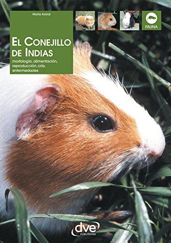 El Conejillo de Indias. Morfología, alimentación, reproducción, prevención y tratamiento de las enfermedades por Marta Avanzi