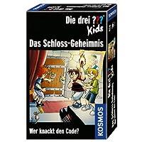 KOSMOS-699178-Die-drei-Kids-Das-Schloss-Geheimnis KOSMOS 699178 Die drei ??? Kids – Das Schloss-Geheimnis -