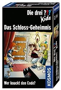 KOSMOS 69917 Niños Viajes/Aventuras - Juego de Tablero (Viajes/Aventuras, Niños, 15 min, Niño/niña, 7 año(s), 110 mm)