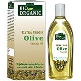 Indus Valley Bio Organic Extra Virgin Olive Massage Oil 200ml