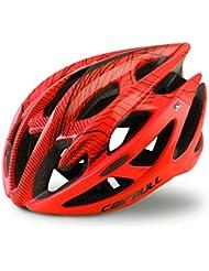 ZLK Casco De Bicicletaciclismo Súper Ligero Ciclismo De Carretera Casco Deporte De Montar En Bicicleta Al Aire Libre Protección con Refrigeración Cascos De Moda
