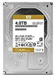 Western Digital WD4002FYYZ Hard Disk WD Gold di Classe Enterprise, 4 TB
