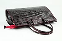"'Belli ""Diseño Bag C Italiana. Piel Funda | Business Funda | jobbag–Gran Selección de Colores–40x 30x 12cm (B X H X T)"