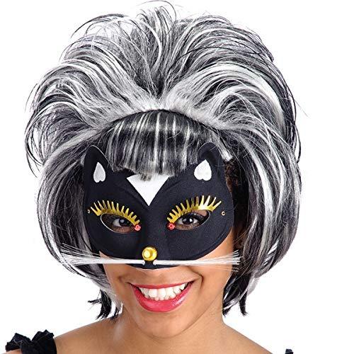 Carnival Toys Mariposa Gatita Negra de Tela en sobre